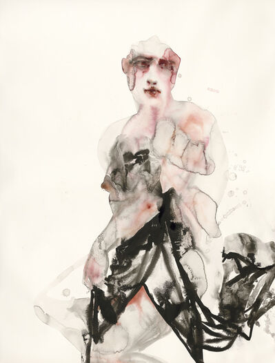 Yih-Han Wu, 'Susannah at Her Bath', 2018