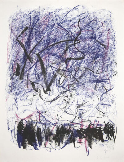 Joan Mitchell, 'Bedford III (from The Bedford Series)', 1981