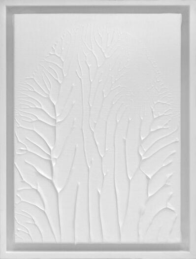 Thomas Tronel-Gauthier, 'Peinture Blanche F4 #2', 2016