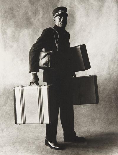 Irving Penn, 'Porter, New York', 1951