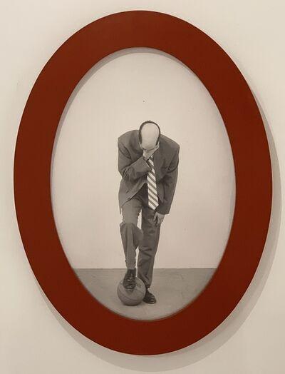 Alix Lambert, 'Male Pattern Baldness (Variation No.2)', 1993
