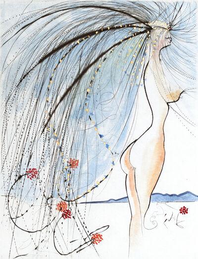 Salvador Dalí, 'Individual Diane De Poitiers'
