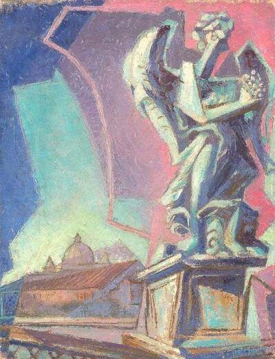 Enrico Prampolini, 'St. Peter from Castel Sant'Angelo ', 1943