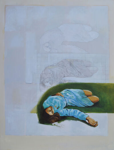 Khaled Hourani, 'Leena (1976 Martyr)', 2019