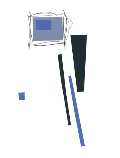David Baird, 'Color Study #9', 2019