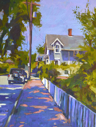 Robert Abele, 'Morning Shadows Nantucket', 2019
