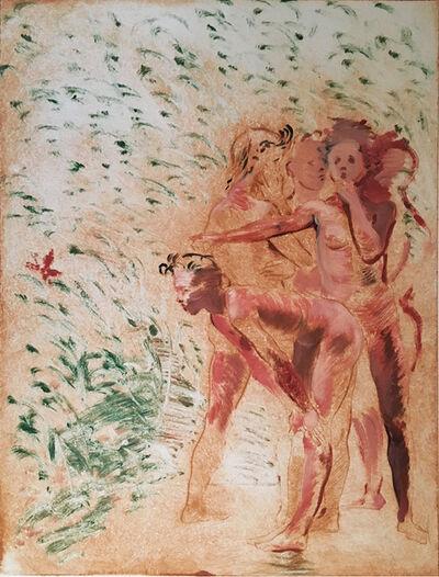 Jillian Denby, '5 Nudes', 1982