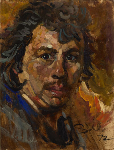 Arthur Shilling, 'Self-Portrait', 1972