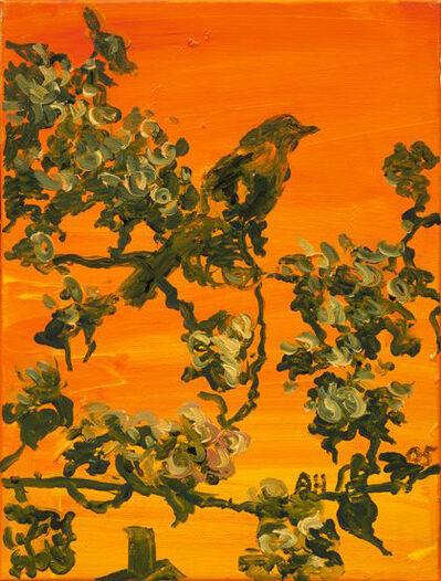 Anton Henning, 'Abendlied 20.40 Uhr', 2005
