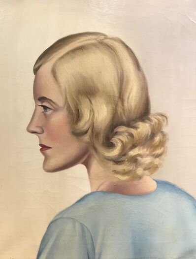 Clarence Holbrook Carter, 'Blonde', 1932