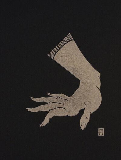 Martyn Tverdun, 'The Hand', 2018