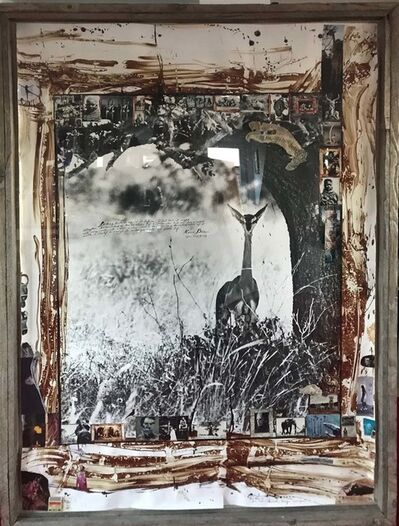 Peter Beard, 'HOG Ranch 4191, Nairobi Kenya East Africa', 1991