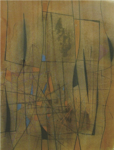 Caziel, 'Composition 02.1965', 1965