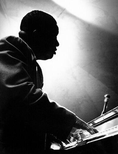 Herman Leonard, ' Art Tatum, New York', 1953
