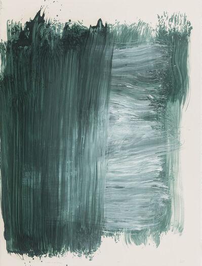 Pedro Cabrita Reis, 'Os desenhos da maré baixa #02', 2019