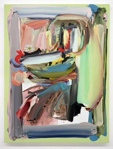 Raychael Stine, 'Green Daisy Yow', 2017