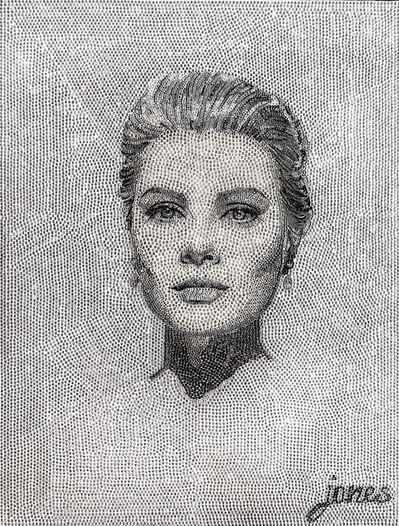 Jackie Jones, 'Grace Kelly', 2017