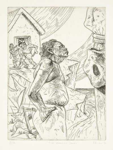 Peter Howson, 'The Broken Yacht', 1990