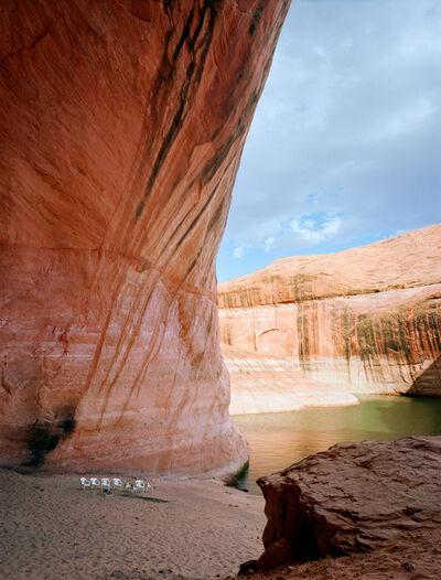 Karen Halverson, 'Davis Gulch, Lake Powell, Utah', 1995