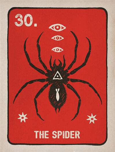 Daniel Martin Diaz, '30. The Spider', 2018