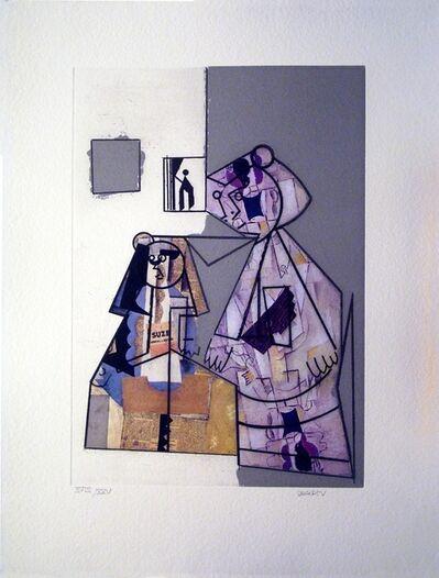 Manolo Valdés, 'Cubismo Como Pretexto VI', 2004