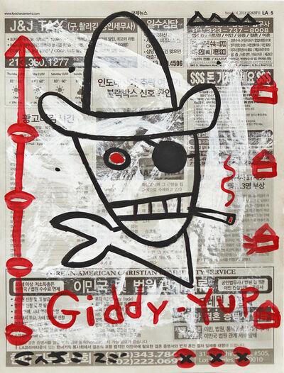 Gary John, 'Giddy Yupp', 2020