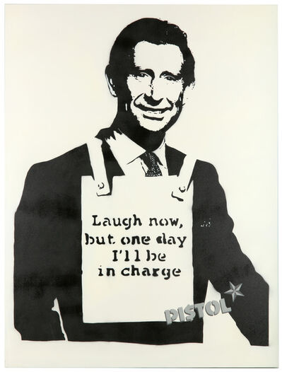 Pistol, 'Laugh Now', 2012