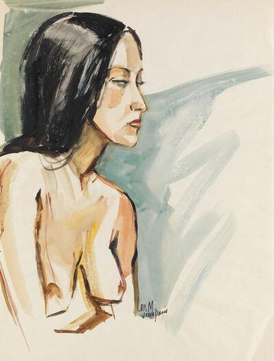 Lois Mailou Jones, 'Untitled (Nude).', circa 1960