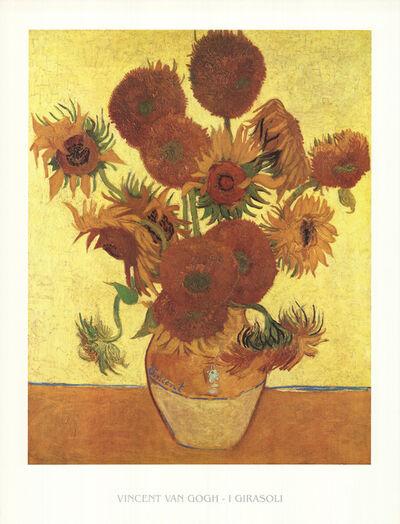 Vincent van Gogh, 'I Girasoli', 2000