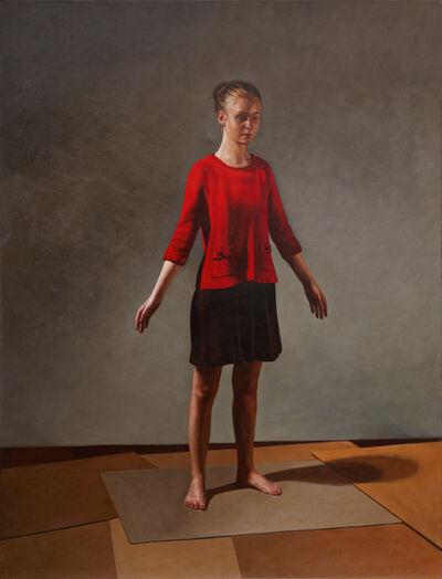 Hans Aichinger, 'Das automatische Subjekt (weiblich)', 2017