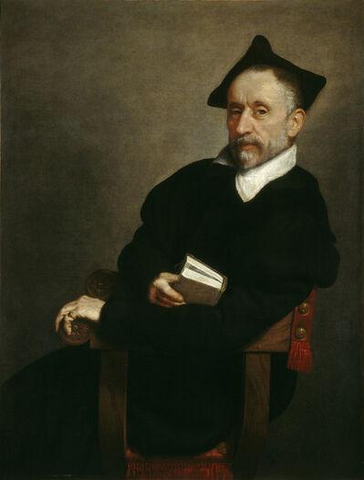 """Giovanni Battista Moroni, '""""Titian's Schoolmaster""""', ca. 1575"""