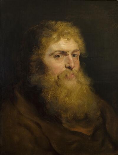 Unknown Artist, 'Portrait of a Bearded Man'
