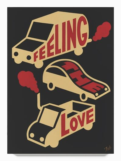 Gary Taxali, 'Feeling The Love ', 2015