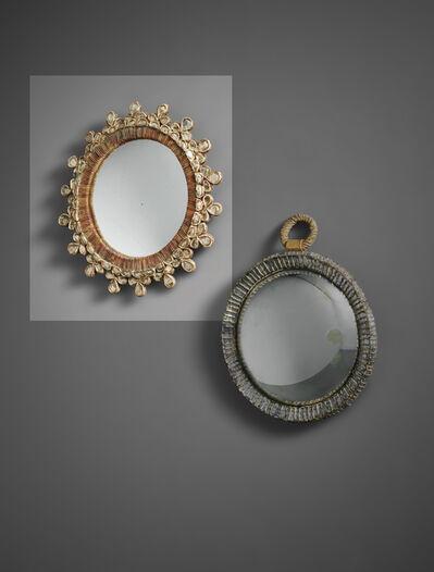 Line Vautrin, ''Trèfle' mirror', ca. 1960