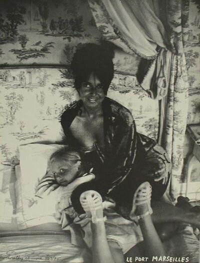 Dorothy Iannone, 'Le Port Marseilles', 1971