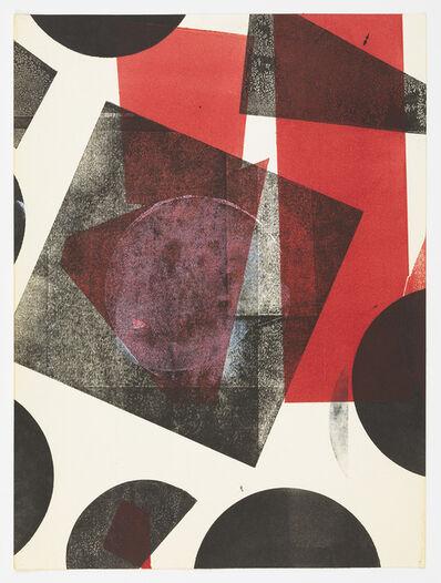 Austin Thomas, 'Dark Eye Red', 2019