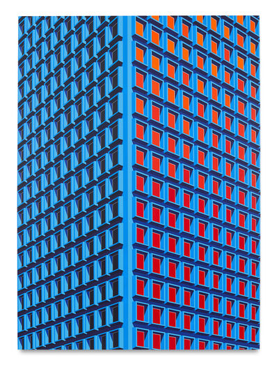 Daniel Rich, '909 3rd Ave, NYC (Large Version)', 2021