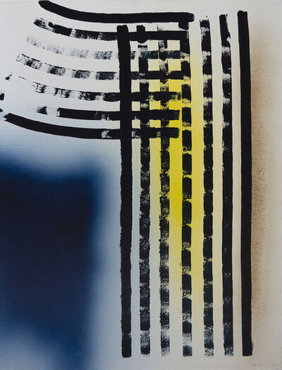 Hans Hartung, 'T1974-H2', 1974