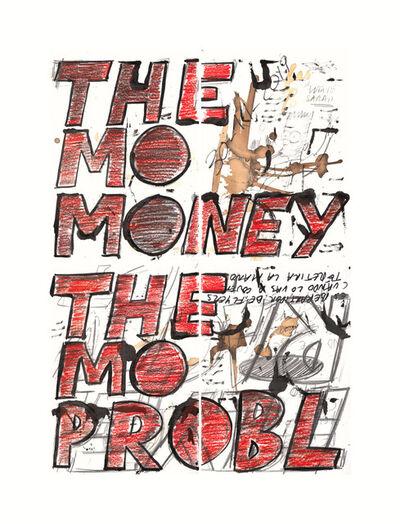 Josep Maynou, 'the mo money', 2019