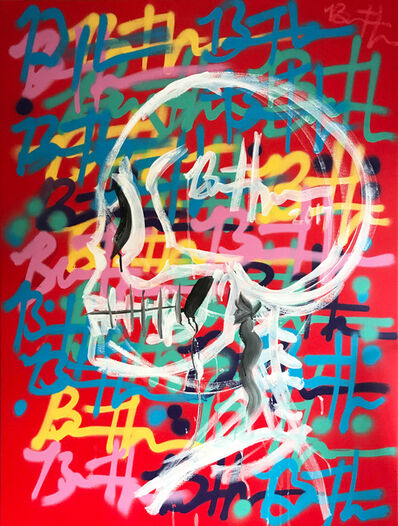 Bradley Theodore, 'Thoughts Become Things', 2017