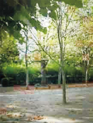 Thomas Ruff, 'jpeg pp02', 2004