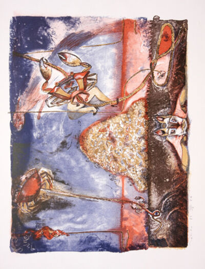 Francisco Toledo, 'Crabs & Dogs ', 1984