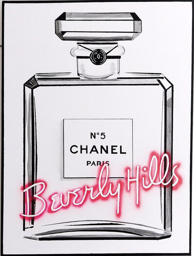 Louis-Nicolas Darbon, 'CHANEL NEON No.5 x  BEVERLY HILLS', 2010