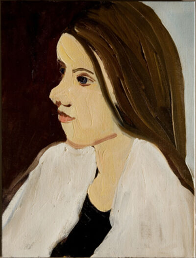 Chantal Joffe, 'Big Nose With Towel', 2007