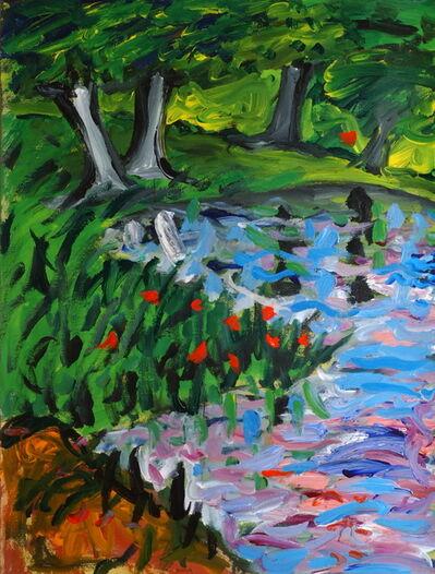 Yehouda Chaki, 'Spring Landscape 8207-A'