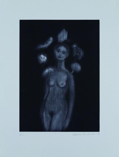 Katsura Funakoshi, 'The Important Words', 2013