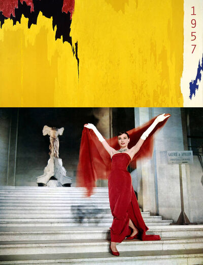 Bonnie Lautenberg, '1957, Funny Face -  Clyfford Still, PH971', 2018