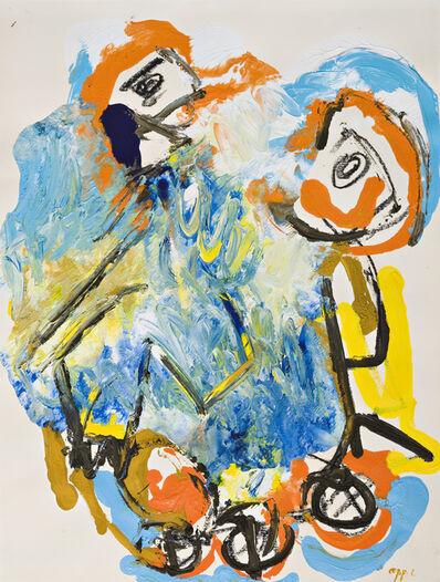 Karel Appel, 'Untitled', ca. 1980