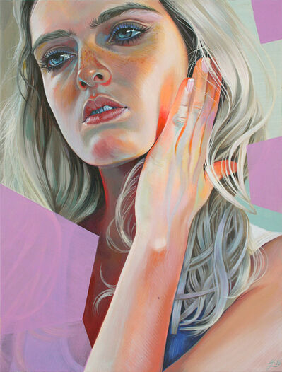 Martine Johanna, 'Friction', 2016
