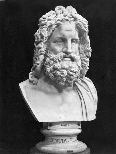 'Jupiter d'Otricoli (Jupiter of Otricoli)', 1st half of 1st  century BC and end of 18th Century